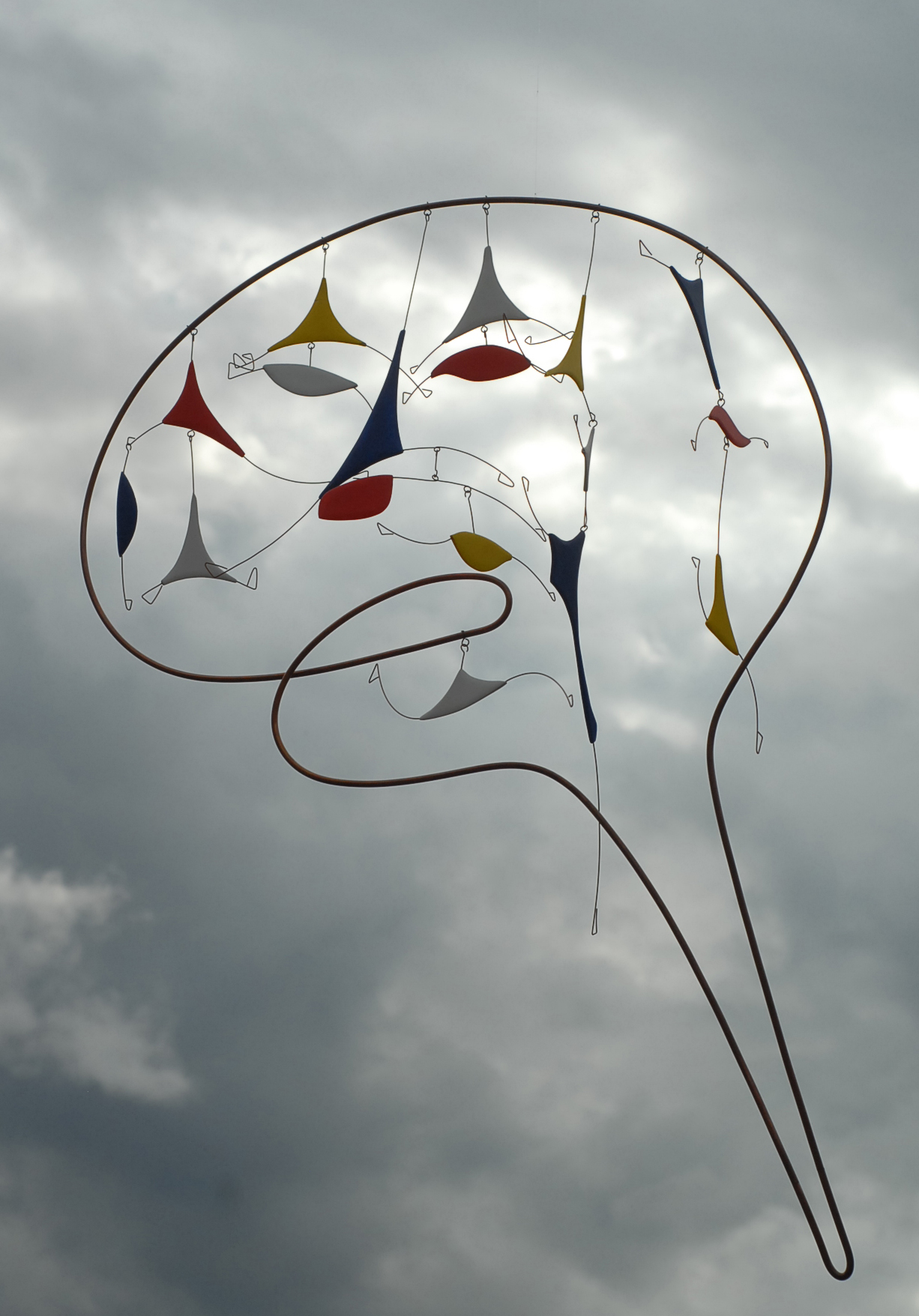 Calder's brain